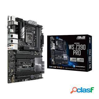 Asus WS Z390 PRO Intel Z390 4*DDR4 2*M.2 6*SataIII USB3.1