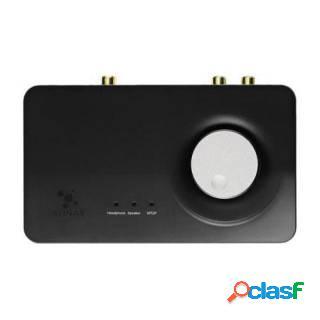 Asus Xonar U7 MKII Scheda Audio Esterna 7.1 Nero