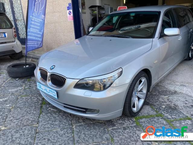 BMW Serie 5 diesel in vendita a Motta S. Anastasia (Catania)