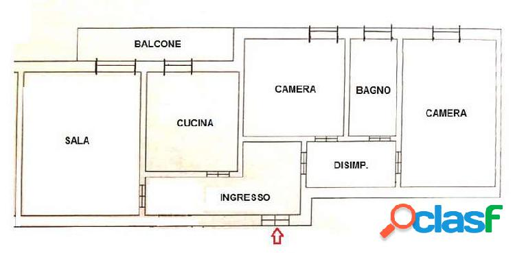Buon Pastore - Appartamento ultimo piano