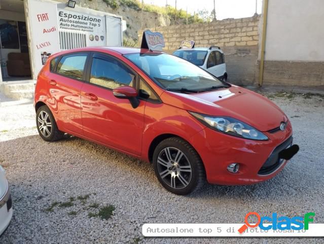 FORD Fiesta benzina in vendita a Palma di Montechiaro