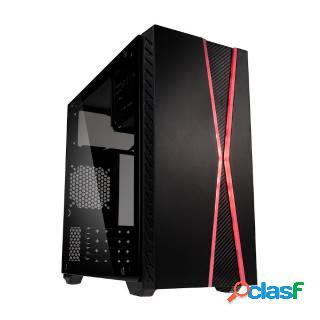Kolink Inspire K3 RGB Mini Tower Vetro Temperato No-Power