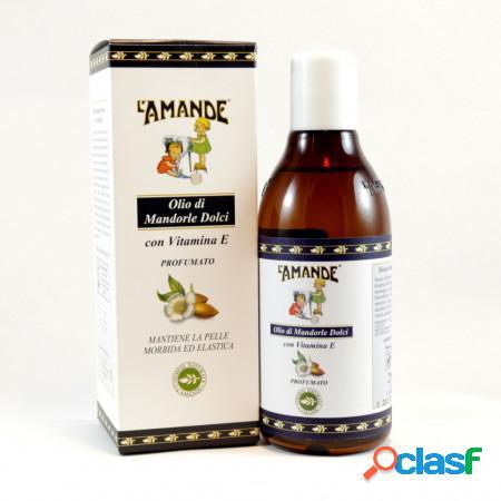 L'AMANDE OLIO DI MANDORLE DOLCI PROFUMATO 250 ml