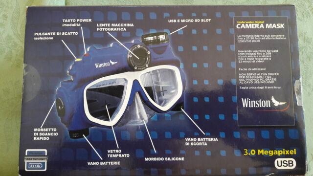 NUOVA Camera mask hd foto e video