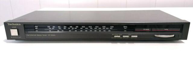 Sintonizzatore, radio, tuner Hi Fi Technics ST-Z250L