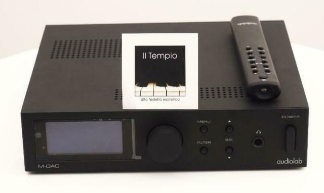 Convertitore dac Audio Lab M-Dac