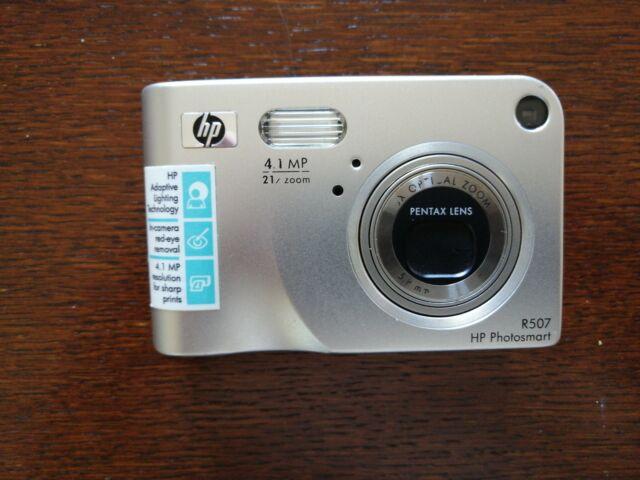 Fotocamera digitale pocket HP Photosmart R507