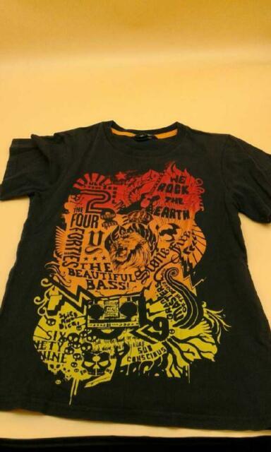 T shirt bambino h&m  nero