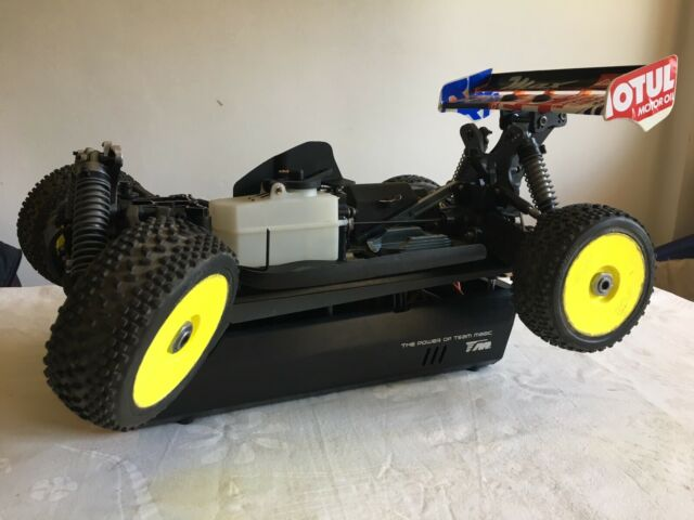 Automodello RC Mugen 1/8 off road + Cassetta Avviamento