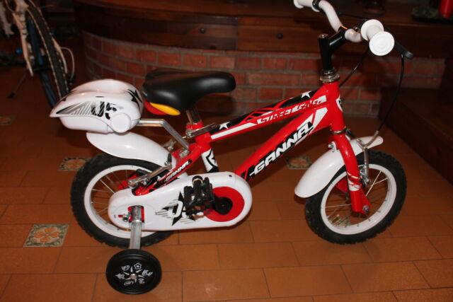 Bicicletta per bambino nuova Street Gang rossa