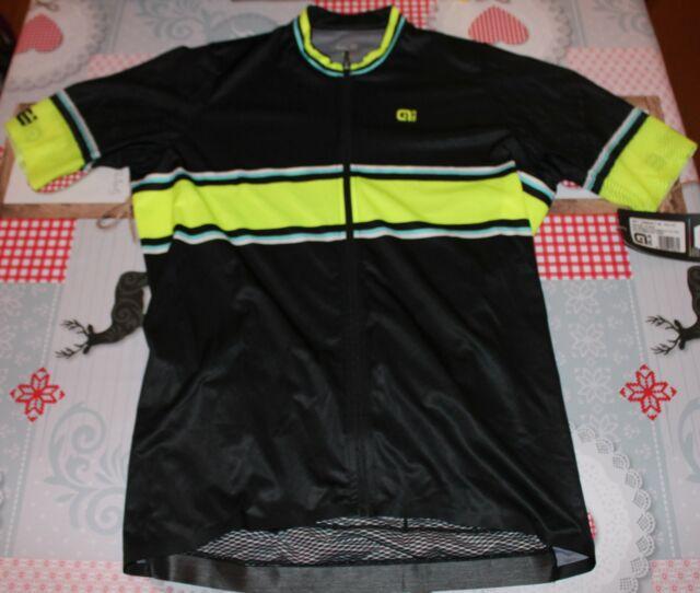Maglia man corte nuova ciclismo Alè ss Jersey XL/XXL/XS