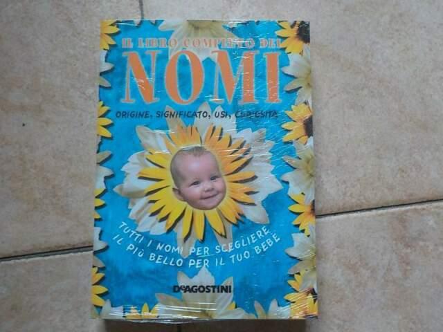 Libro: Il libro completo di tutti i nomi
