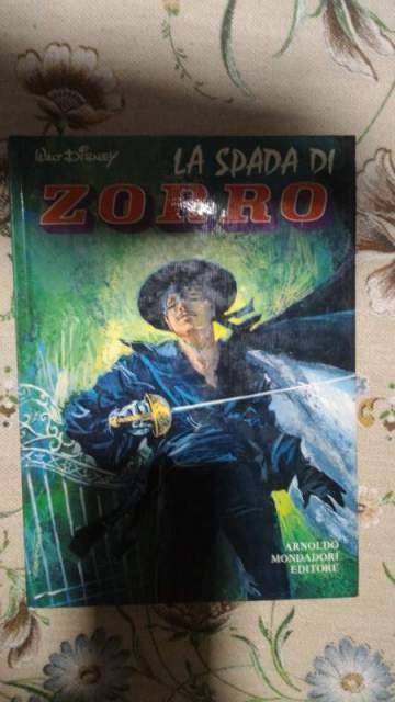 Libro La spada di Zorro