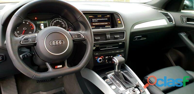 2016 Audi Q5 2.0 TFSI Quattro S Line panoramico