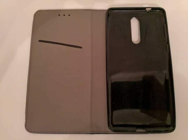 Flip cover Nokia 8