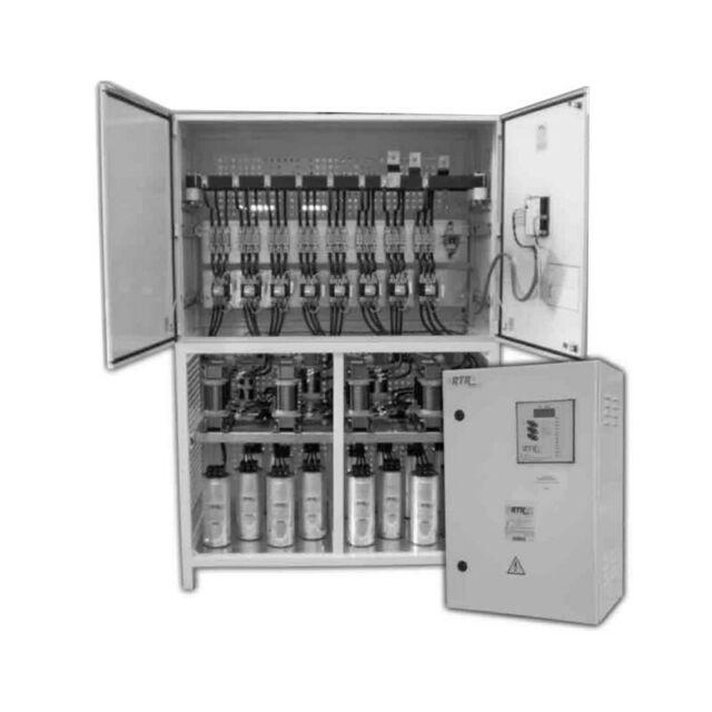 Unità di rifasamento automatico RTR 25,0KVAR 5GR 440V