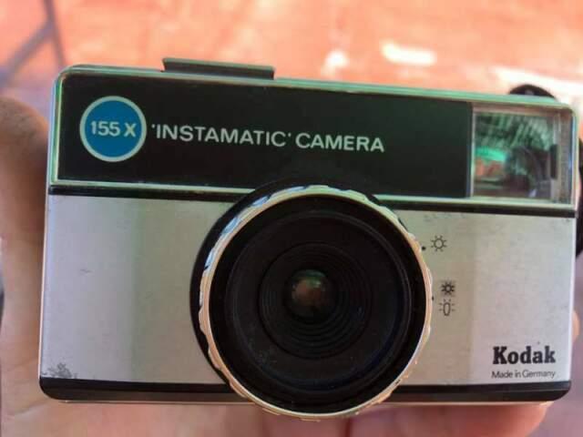 Macchina fotografica Kodak istamatic camera 155 x