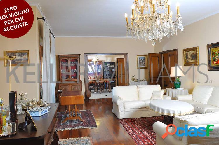 Elegante appartamento nel quartiere Trieste