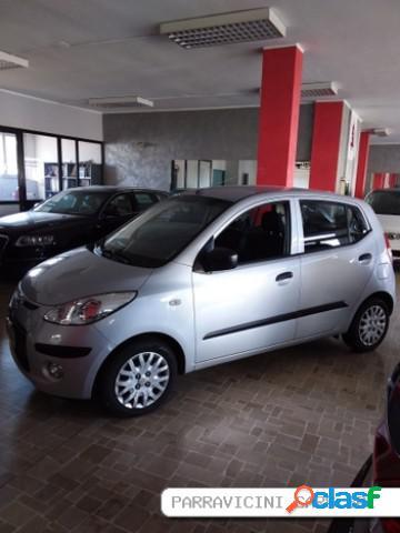 HYUNDAI I10 2ª serie benzina in vendita a Seregno