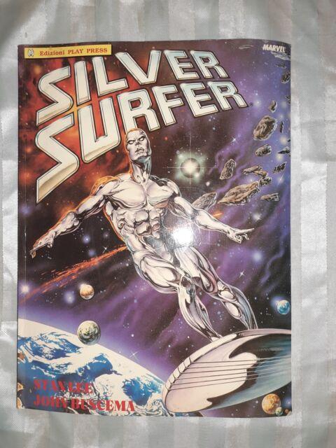 Marvel Silver Surfer Giorno del Giudizio Graphic Novel