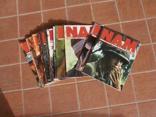NAM -cronaca della guerra in Vietnam