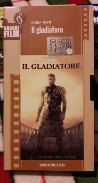 Videocassette VHS film famosi