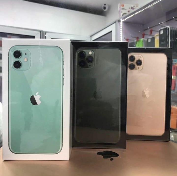 Apple iPhone 11 Pro Max, 11 Pro, EUR, Whatsapp