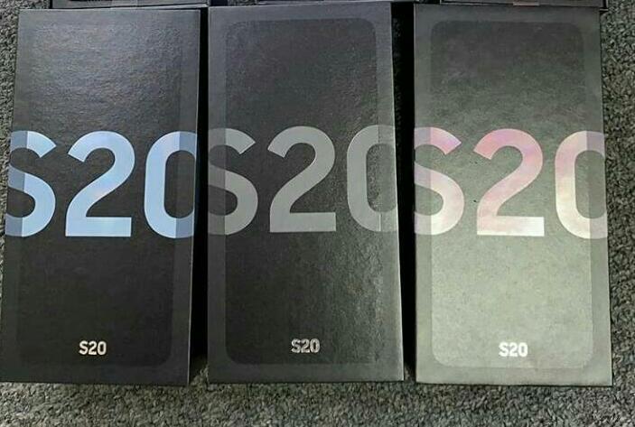 Samsung S20 Ultra 5G, S20+, Note  EUR,Whatsapp