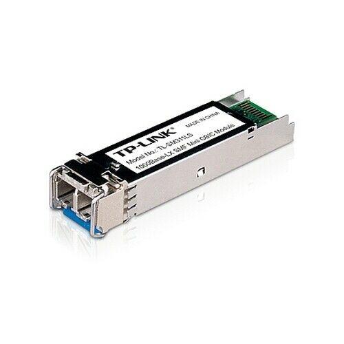 TP-LINK Gigabit SFP module Single-mode MiniGBIC LC interface
