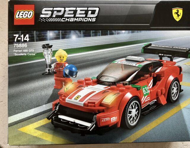 LEGO Speed Champions Ferrari GT NUOVO