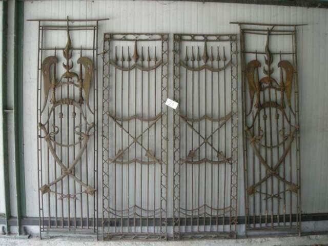 Pannelli e cancelli decorativi