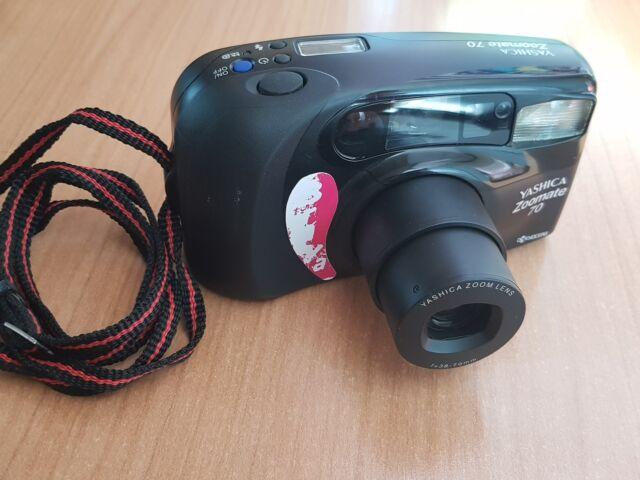 Macchina fotografica YASHICA Zoomate 70 KYOCERA
