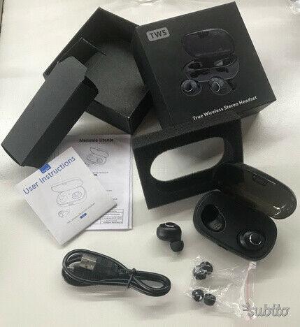Mini auricolari wifi bluetooth senza fili X8