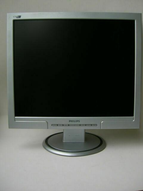 Philips MONITOR LCD 170S usato perfetto 17'' pollici