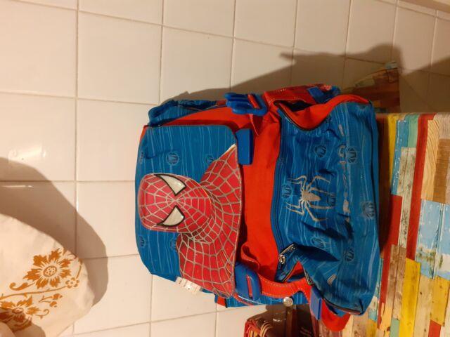 Zaino spider man vintage