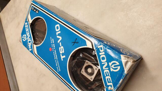 Altoparlanti Pioneer a 2 Vie TS-V10 Vintage Nuovi e Rari