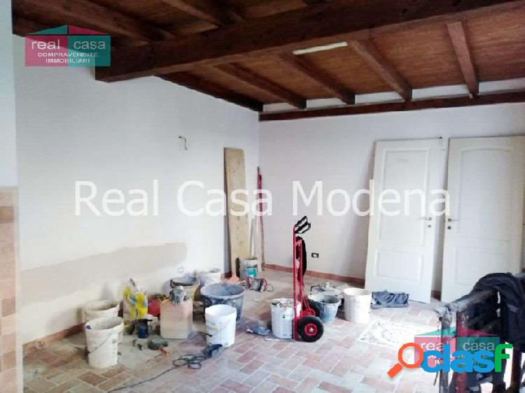 Appartamento in Borgo con Giardino a Formigine