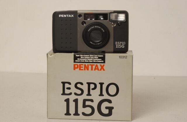 Pentax Espio 115G #NUOVA#