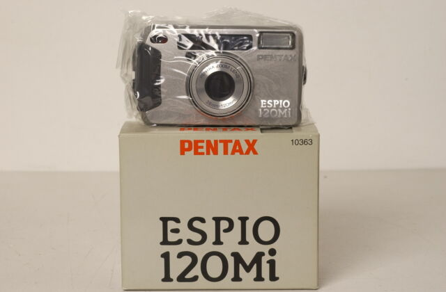 Pentax Espio 120 Mi #NUOVA#