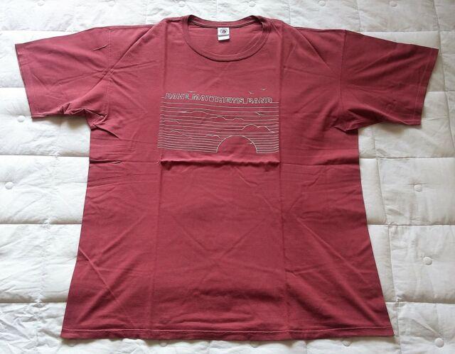 Dave Matthews Band t-shirt (2XL)