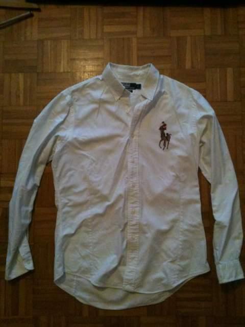 Ralph Lauren camicia tg L
