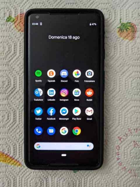 Google Pixel 2 XL 64GB in garanzia
