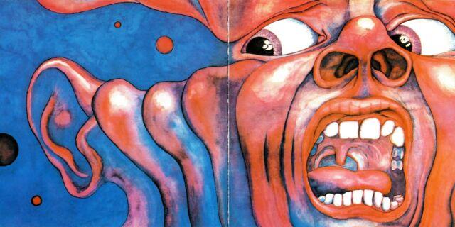 LP King Crimson: In The Court Of The Crimson King (200gr:)