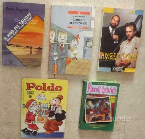 Libri e titoli di autori vari