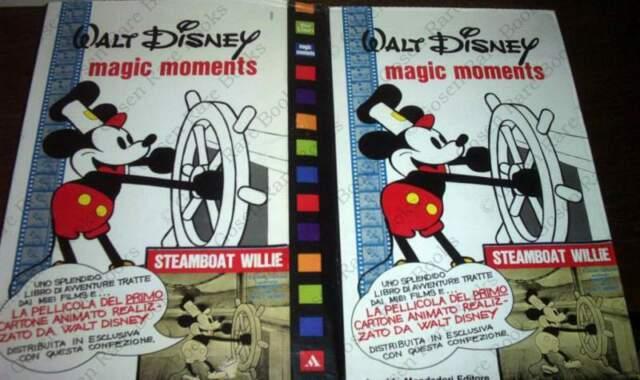 MAGIC MOMENTS - Primo cartone animato DISNEY.
