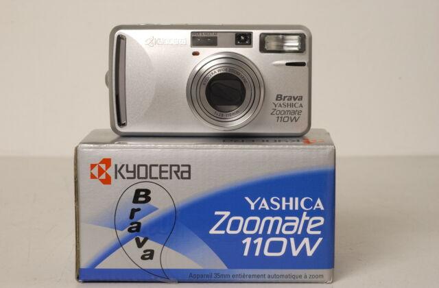 Yashica Zoomate 110W #NUOVA#