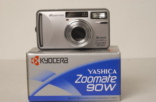Yashica Zoomate 90W #NUOVA#