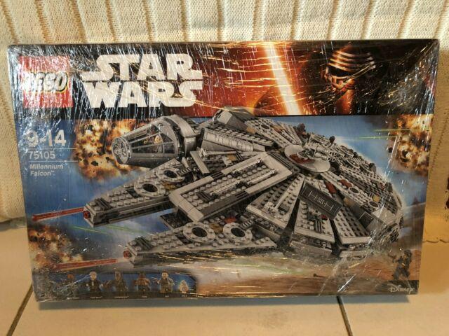 Lego  star wars millennium falcon nuovo