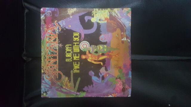 Vendo n.3 dischi in vinile 45 giri anni 70 in ottime condiz