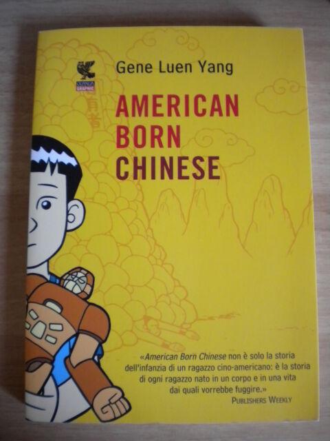 American Born Chinese graphic novel Guanda ESAURITO